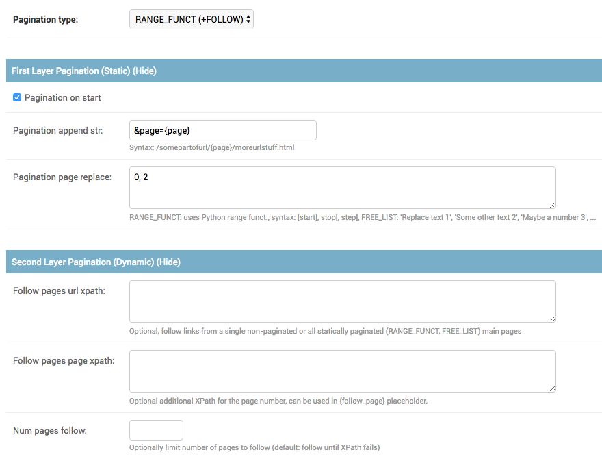 Advanced topics — django-dynamic-scraper 0 13-beta documentation